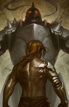 Elric Brothers, Fullmetal Alchemist