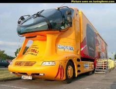 concept trucks   TUNING FEVER :: Mercedes-Benz Concept truck by Luigi Colani - Envoyé ...