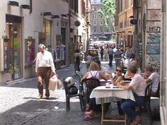 Italy Trip, Italy Travel, Rome Trastevere, Walking Tour, Virtual Tour, Treadmill, Rock N Roll, Street View, Tours