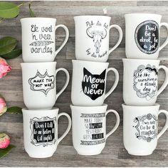 Classic Mug - Meow  by Sugar and Vice