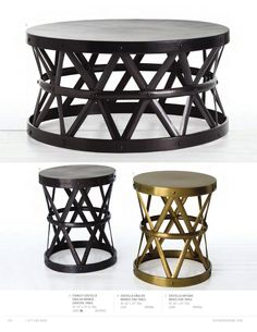 IRON TABLE CONCEPTS