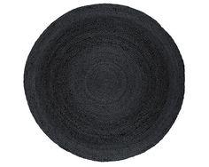 8' x 8' Round Kerala Gray Jute Rug Natural Fiber Rugs, Jute Rug, Indoor Rugs, Kerala, Rugs On Carpet, Area Rugs, Gray, Rugs, Interior Rugs