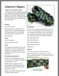 Knit Slippers Free Pattern, Baby Cardigan Knitting Pattern Free, Baby Hats Knitting, Mittens Pattern, Knitted Slippers, Easy Knitting, Knitting Socks, Knit Socks, Baby Poncho