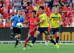Brøndby IF - Liverpool FC 2-1..