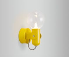 yellow wall sconce  ism – HD2 / W