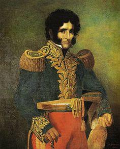 Juan Facundo Quiroga, (1788-1835) fue un caudillo argentino de la primera mitad del siglo XIX, partidario de un gobierno federal , que defendió la autonomía de La Rioja y de sus provincias vecinas, pero que nunca se decidió a luchar por la organización constitucional del país.