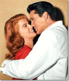 Elvis Presley e Ann-Margret: A História de um Amor Real mas Impossível