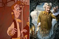 Lumiere (Ewan McGregor) - Tale As Old As Time: Check Out Stunning New Character Posters From 'Beauty and the Beast' - Photos