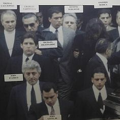 The Gambino Crime Family