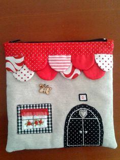 House pouch.