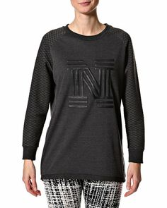 Outfitters Nation 'Hope' sweatshirt  Smartgirl 199,75 http://www.smartgirl.dk/toej/sweatshirts/morkegra_outfitters-nation-hope-sweatshirt_229160_36