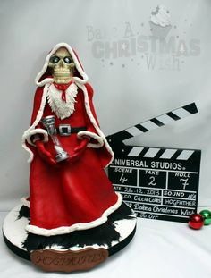 Cake: Death as the Hogfather