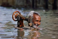 Foto a Fuoco: FotoHistory - Steeve McCurry