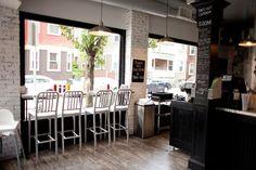 Grass Fed - Jamaica Plain - for burgers, boozy milkshakes, and patio sitting.