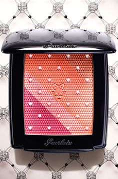 Madame Rougit. Guerlain Fall collection 2013