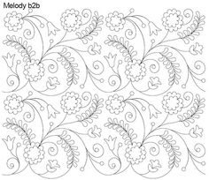 AnneBright.com - Shop | Category: Digitized Designs | Product: Melody b2b