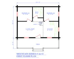 images about House Plans on Pinterest   Small House Plans    Floor plan