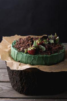 spirulina 1 Vegan Catering, Spirulina, Raw Vegan, Mexican, Ethnic Recipes, Food, Essen, Meals, Yemek