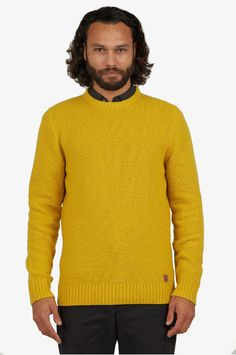 461e851a5e2 Buy Clayridge Lambswool Crew Online - Barkers