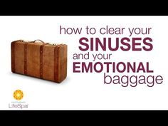 How Nasya Cleanses Sinuses, Brain Lymph and Emotional Baggage (SAN) - Dr. Douillard's LifeSpa