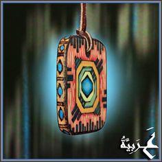 Náhrdelníky - Amulet - Madinet el Fadaa - 4257424_