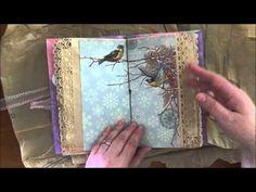Bird Junk Journal Ju