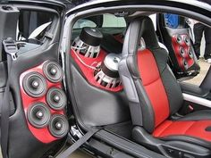 Car Stereo System! We do that!