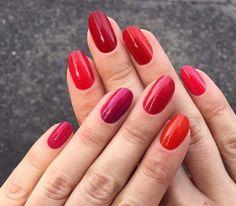Ask She She Blog: Valentine's Day Nails // Skyy Hadley