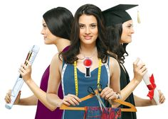 The first and most important thing for you is to get yourself enrolled in one of the top Fashion Designing institutions for brushing up and polishing your creative skills.