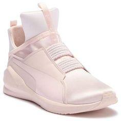 603edc2abb2c Puma Fierce Lizard-Embossed High-Top Sneaker ( 100) ❤ liked on ...