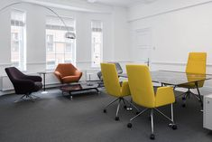 London office for an energy company