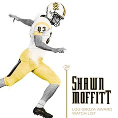 A semifinalist a year ago, Shawn Moffitt is up for the best kicker in the nation once again. Ucf Football, Ucf Knights, Tigger, Disney Characters, Fictional Characters, Sports, Hs Sports, Excercise, Fantasy Characters