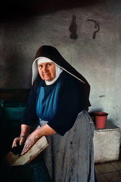 Steve McCurry - Dubrovnik. 1989.