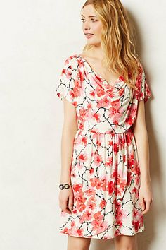 Aloma Day Dress #anthropologie #anthrofave