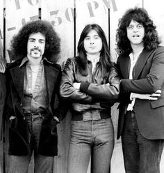 Neal Schon, Steve Perry, and Gregg Rolie of Rock N Roll Music, Rock And Roll, Carlos Santana Guitar, Gregg Rolie, Journey Band, Neal Schon, Journey Steve Perry, Wheel In The Sky, Stevie Ray