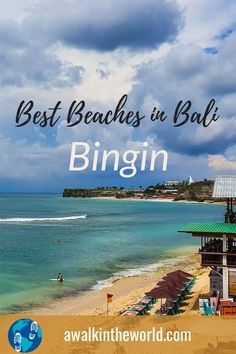 If you make a list of the best beaches in Bali, Indonesia, Bingin beach should be top of your list. Hotels of Bingin beach offers mesmerisingly beautiful sea views. Through this travel guide of Bingin beach, you will be able to know the best places to stay, things to do and restaurants of Bingin beach. Bali Travel, Luxury Travel, Us Travel, Group Travel, Family Travel, World Travel Guide, Jimbaran, Hostel, Travel Essentials