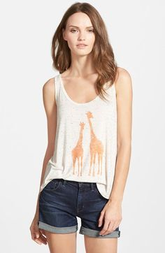 Ace Delivery Giraffe Tank available at #Nordstrom