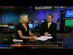 Snarky argument between news anchorwoman and weatherman Difficult Conversations, Believe, News