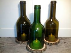 20 Ideas of How to Recycle Wine Bottles Wisely - ArchitectureArtDesigns.com