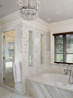 Bathroom Crown Molding Design, Pictures, Remodel, Decor and Ideas - page 5
