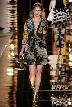 Cynthia Rowley Spring 2012 Ready-to-Wear Fashion Show - Kate King