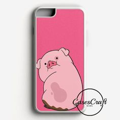 Gravity Falls Waddles Pink Pig iPhone 7 Case | casescraft