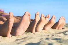 5 Tips for Summer Feet