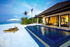 Malediven Lhaviyani Atoll Atmosphere Kanifushi