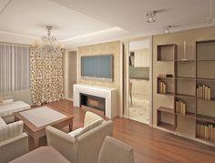 Кухня-гостиная. #inscalestudio #inscale #designstudio #interior #design #livingroom #luxuryinterior #luxury #design #interior #homedecor #interiordesign / дизайн квартиры / дизайн интерьера / красивые квартиры / дизайнер интерьера петербург / дизайн гостиной / архитектурная студия / биокамин