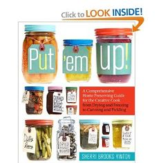 Creative canning recipes