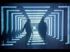 This #light #installation blurs the limits between real & virtual space and distorts our perceptions.  If you want a ride to another world Daydream V.2 by NONOTAK studio is perfect for you! #video #design #ddn #designdiffusion