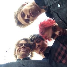 Omg tomorrow is 5sos' 3y anniversary! I'm so emotional. They have come so far in such a short time, my heart is bursting with pride. I knw u'll prob never see this but u guys deserve it. I'm so glad to be a part of this, while it's just beginning, before u guys take the world by a storm. Thank u for existing and changing my life, thank u for being yourselves and well, just thank u. I love u guys so much, you're my four perfect idiots. Just know that I'll stick by u till the end. Congrats…
