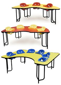 A Toddler Table Will Make Great Addition To Any Church Nursery