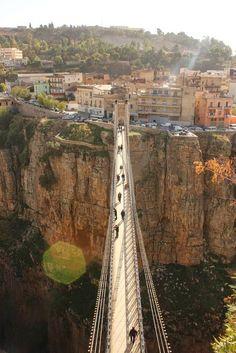Constantine: Algeria's City of Bridges